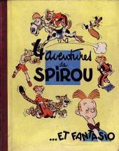 Spirou et Fantasio -1- 4 aventures de Spirou ...et Fantasio