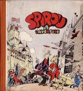 Spirou et Fantasio -0PRE1- Spirou et l'Aventure