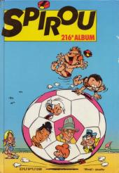 (Recueil) Spirou (Album du journal) -216- Spirou album du journal