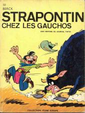 Strapontin -4- Strapontin chez les gauchos
