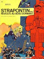 Strapontin -5- Révolte au bois dormant