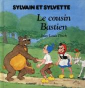 Sylvain et Sylvette (Album pour les tout-petits - Le Lombard) -4- Le cousin Bastien