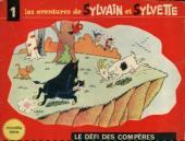 Sylvain et Sylvette (03-série : Fleurette nouvelle série) -1- Le défi des Compères