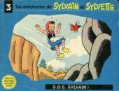 Sylvain et Sylvette (03-série : Fleurette nouvelle série) -3- SOS Sylvain!
