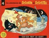 Sylvain et Sylvette (03-série : Fleurette nouvelle série) -4- Cui-Cui fait le guet