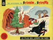 Sylvain et Sylvette (03-série : Fleurette nouvelle série) -8- Le plus bel arbre de Noël