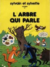 Sylvain et Sylvette -27- L'arbre qui parle