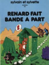 Sylvain et Sylvette -30- Renard fait bande à part