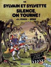 Sylvain et Sylvette -44- Silence, on tourne !