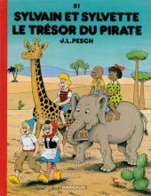 Sylvain et Sylvette -51- Le trésor du pirate
