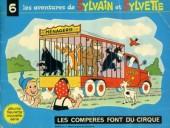 Sylvain et Sylvette (03-série : Fleurette nouvelle série) -6- Les compères font du cirque