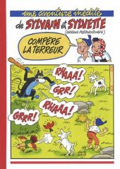 Sylvain et Sylvette -HS2- Compère la terreur