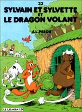 Sylvain et Sylvette -33- Sylvain et Sylvette et le dragon volant