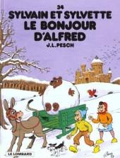 Sylvain et Sylvette -34- Le bonjour d'Alfred