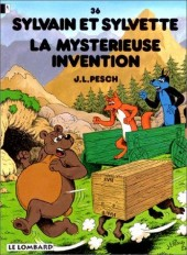Sylvain et Sylvette -36- La mystèrieuse invention