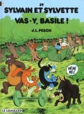 Sylvain et Sylvette -39- Vas y, Basile !