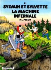 Sylvain et Sylvette -41- La machine infernale