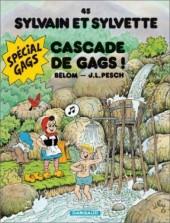 Sylvain et Sylvette -45- Cascade de gags !