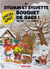 Sylvain et Sylvette -47- Bouquet de gags !