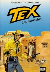 Tex (Semic) -5- Les assassins