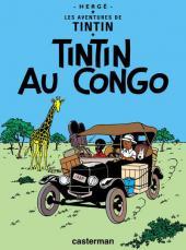 Tintin -2- Tintin au Congo