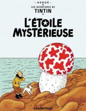 Tintin -10- L'étoile mystérieuse