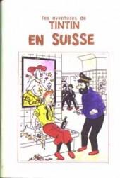 Tintin - Pastiches, parodies & pirates -2- Tintin en Suisse