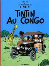 Tintin (Petit Format) -2- Tintin au Congo