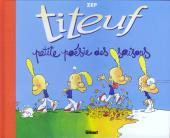 Titeuf -HS3- Petite poésie des saisons