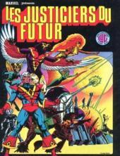 Top BD -5- Les Justiciers du Futur