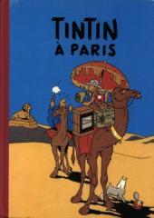 Tintin - Pastiches, parodies & pirates -11- Tintin à Paris