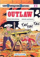 Les tuniques Bleues -4- Outlaw