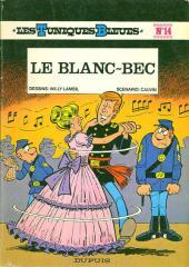 Les tuniques Bleues -14- Le blanc-bec