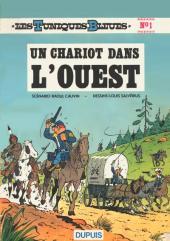 Les tuniques Bleues -1- Un chariot dans l'Ouest