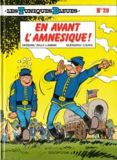 Les tuniques Bleues -29- En avant l'amnésique