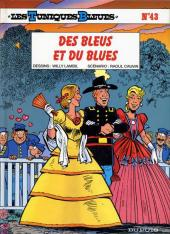 Les tuniques Bleues -43- Des bleus et du blues
