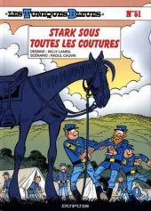 Les tuniques Bleues -51- Stark sous toutes les coutures