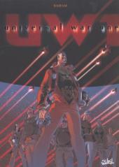 Universal War One -INT- Intégrale