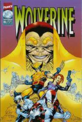 Wolverine (Marvel France 1re série) -81- Réunion
