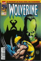 Wolverine (Marvel France 1re série) -83- Premières armes