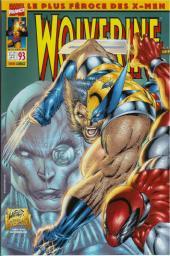 Wolverine (Marvel France 1re série) -93- La tour de guet