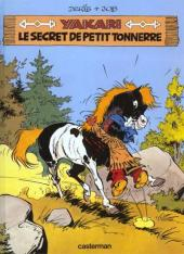 Yakari -6- Le secret de Petit Tonnerre