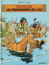 Yakari -9- Les Prisonniers de l'Ile