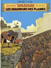 Yakari -13a98- les seigneurs des plaines