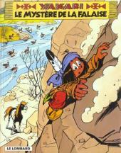 Yakari -25- Le mystère de la falaise