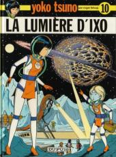 Yoko Tsuno -10- La lumière d'Ixo