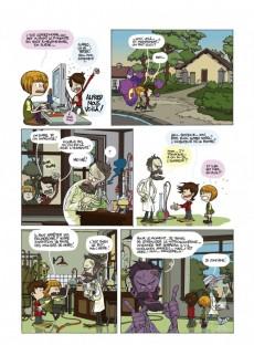 Extrait de Les chronoKids -3- Tome 3