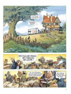 Extrait de Petitmardi et les Zumins -1- Passage obligé