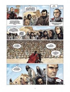 Extrait de Le troisième Testament - Julius -1- Livre 1
