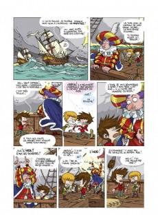 Extrait de Les chronoKids -4- Tome 4